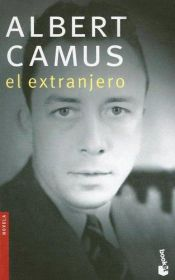book cover of El extranjero by Albert Camus