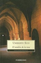 book cover of O Nome da Rosa by Umberto Eco