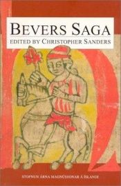 book cover of Bevers saga by Christopher Sanders