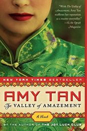 book cover of The Valley of Amazement by Amy Tan