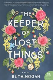 book cover of The Keeper of Lost Things: A Novel by Ruth Hogan