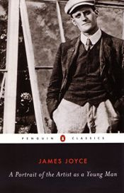 book cover of A Portrait of the Artist as a Young Man by James Joyce