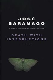 book cover of Death with Interruptions by José Saramago