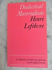 book cover of Der dialektische Materialismus by Henri Lefebvre