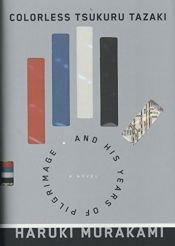 book cover of El noi sense color i els seus anys de pelegrinatge by Haruki Murakami|Philip Gabriel (translator)