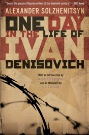 book cover of En dag i Ivan Denisovitsj' liv by Aleksandr Solzjenitsyn