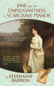 book cover of Jane Austen à Scargrave Manor by Stephanie Barron