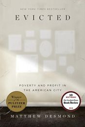 book cover of Evicted: Poverty and Profit in the American City by Matthew Desmond