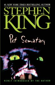 book cover of Pet Sematary by Stephen King