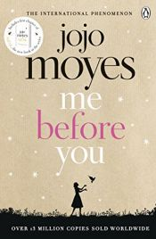 book cover of Me Before You by Jojo Moyes