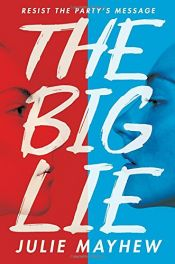 book cover of The Big Lie by Julie Mayhew