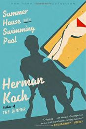 book cover of Summer House with Swimming Pool by Herman H. Koch
