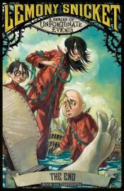 book cover of A Series of Unfortunate Events #13: The End (A Series of Unfortunate Events) by Lemony Snicket