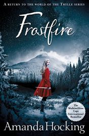 book cover of Frostfire: The Kanin Chronicles: Book One by Amanda Hocking