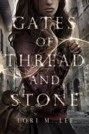 book cover of The Infinite (Gates of Thread and Stone Series) by Lori M. Lee (2015-03-10) by Lori M. Lee