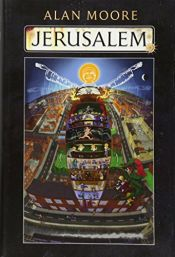 book cover of Jerusalem by Alan Moore