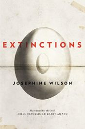 book cover of Extinctions by Josephine Wilson
