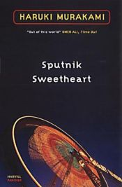 book cover of Sputnik Sweetheart by Haruki Murakami