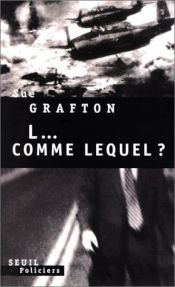 book cover of L comme lequel ? by Sue Grafton