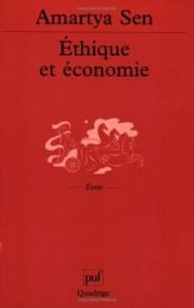 book cover of On Ethics and Economics (The Royer lectures) by Αμάρτια Σεν