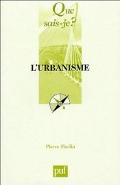 book cover of L'Urbanisme by Pierre Merlin