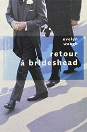 book cover of Retour à Brideshead by Evelyn Waugh