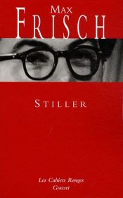 book cover of Stiller by Max Frisch