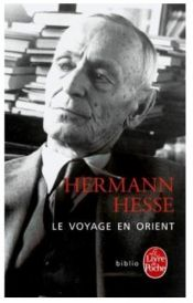 book cover of Le voyage en Orient by Hermann Hesse