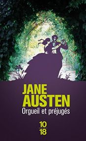 book cover of Orgueil et Préjugés by Jane Austen