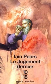 book cover of Le Jugement dernier by Iain Pears