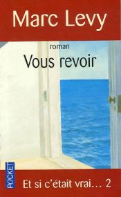 book cover of Vous revoir by Marc Levy