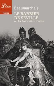 book cover of Barber of Seville by Pierre de Beaumarchais