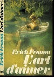 book cover of L'art d'aimer by Erich Fromm