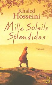 book cover of Mille soleils splendides by Khaled Hosseini