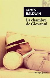 book cover of La Chambre de Giovanni by James Baldwin