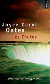 book cover of Les Chutes by Joyce Carol Oates