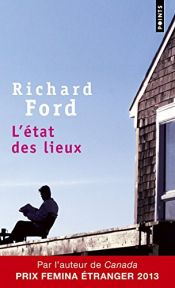 book cover of L'état des lieux by Richard Ford