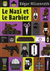 book cover of The Nazi and the Barber by Эдгар Хильзенрат