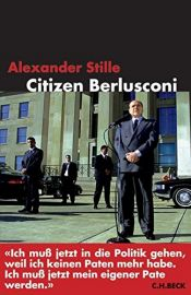 book cover of Citizen Berlusconi by Alexander Stille