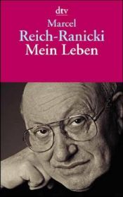 book cover of Mein Leben by Marcel Reich-Ranicki