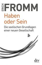 book cover of Haben oder Sein by Erich Fromm