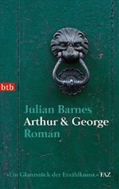 book cover of Arthur & George by Julian Barnes