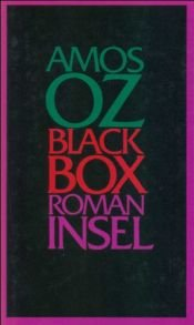 book cover of Black Box by Amos Oz