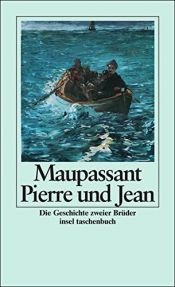 book cover of Pierre und Jean by Guy de Maupassant