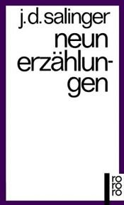 book cover of Neun Erzählungen by J. D. Salinger