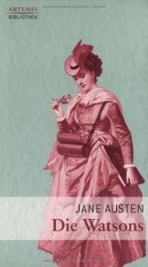 book cover of Die Watsons by Jane Austen