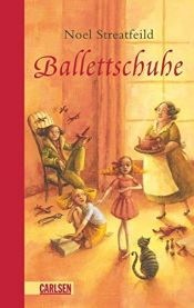 book cover of Ballettschuhe by Noel Streatfeild