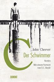 book cover of Der Schwimmer by John Cheever