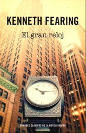 book cover of EL GRAN RELOJ. by Kenneth Fearing