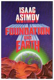 book cover of Foundation and Earth by Isaac Asimov